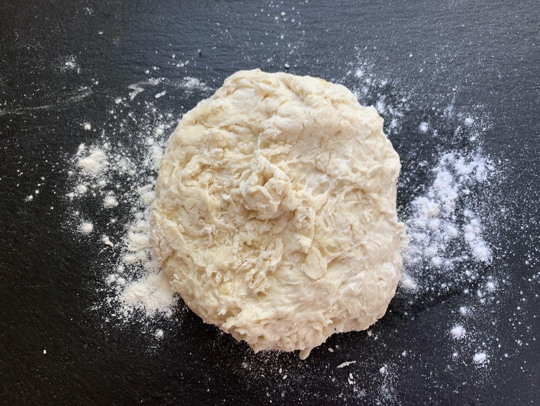 Prepare the Dough
