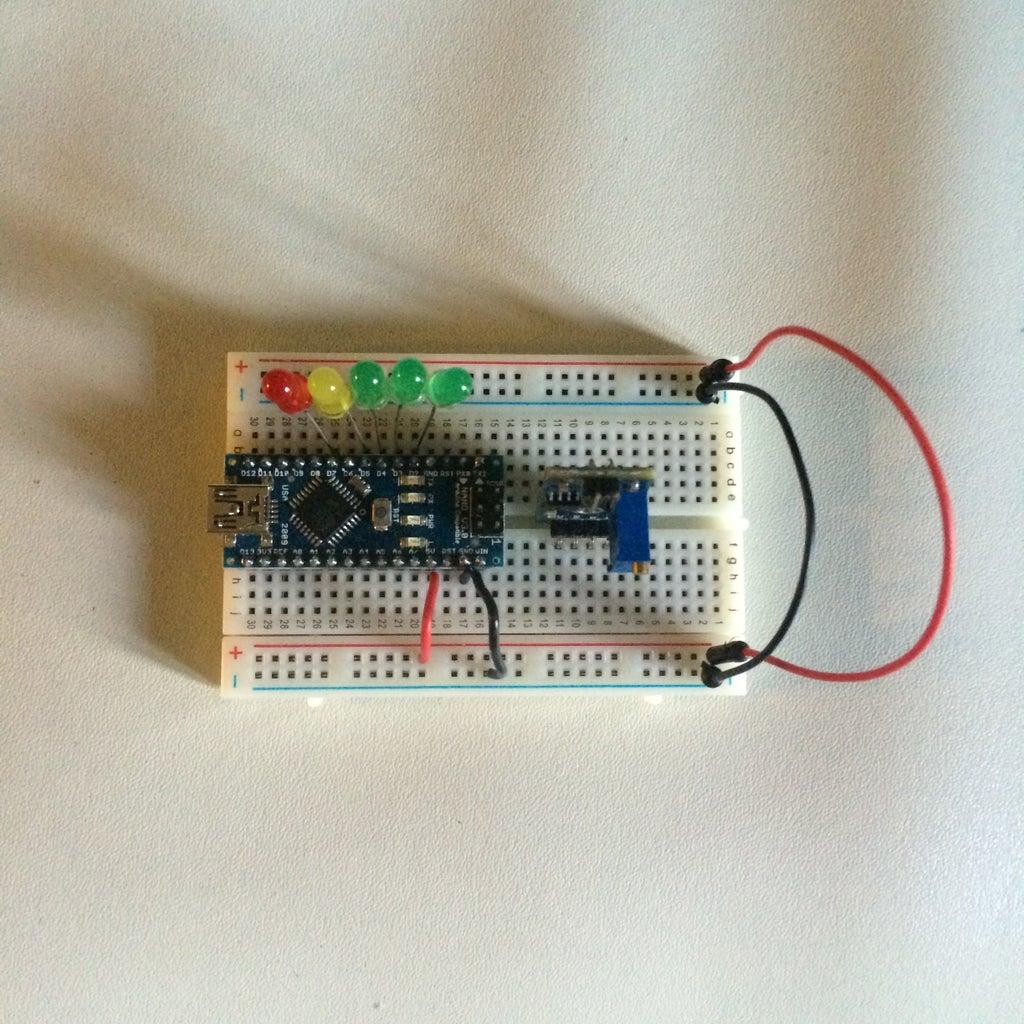 The Moisture Sensor