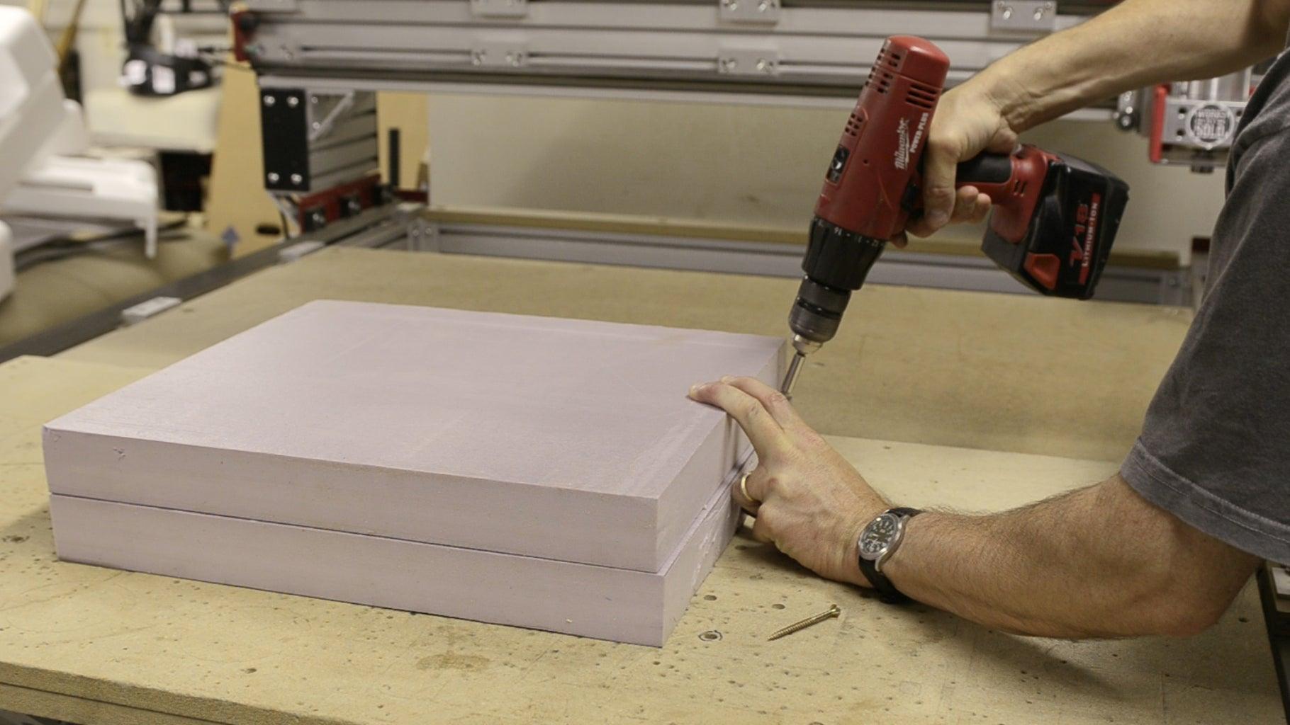 CAM to Concrete Molds