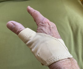 Make a Splint for Your Sore Thumb Joint