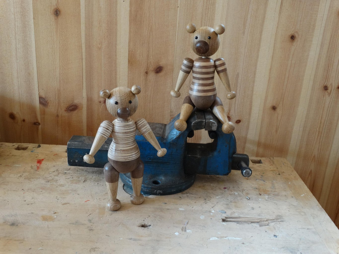 Make a Bear or Two....