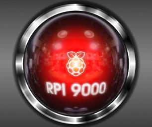 RaspberryPI HAL9000
