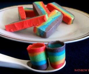 Rainbow Butter