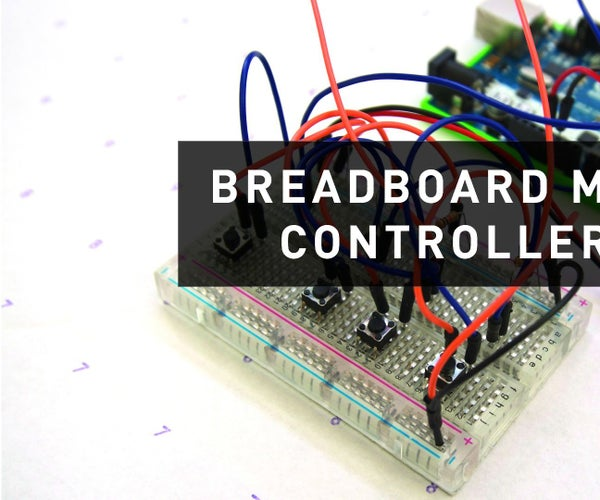 Wiring Up a MIDI Controller