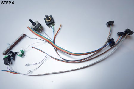 Test Circuit (Part a - Hardware)