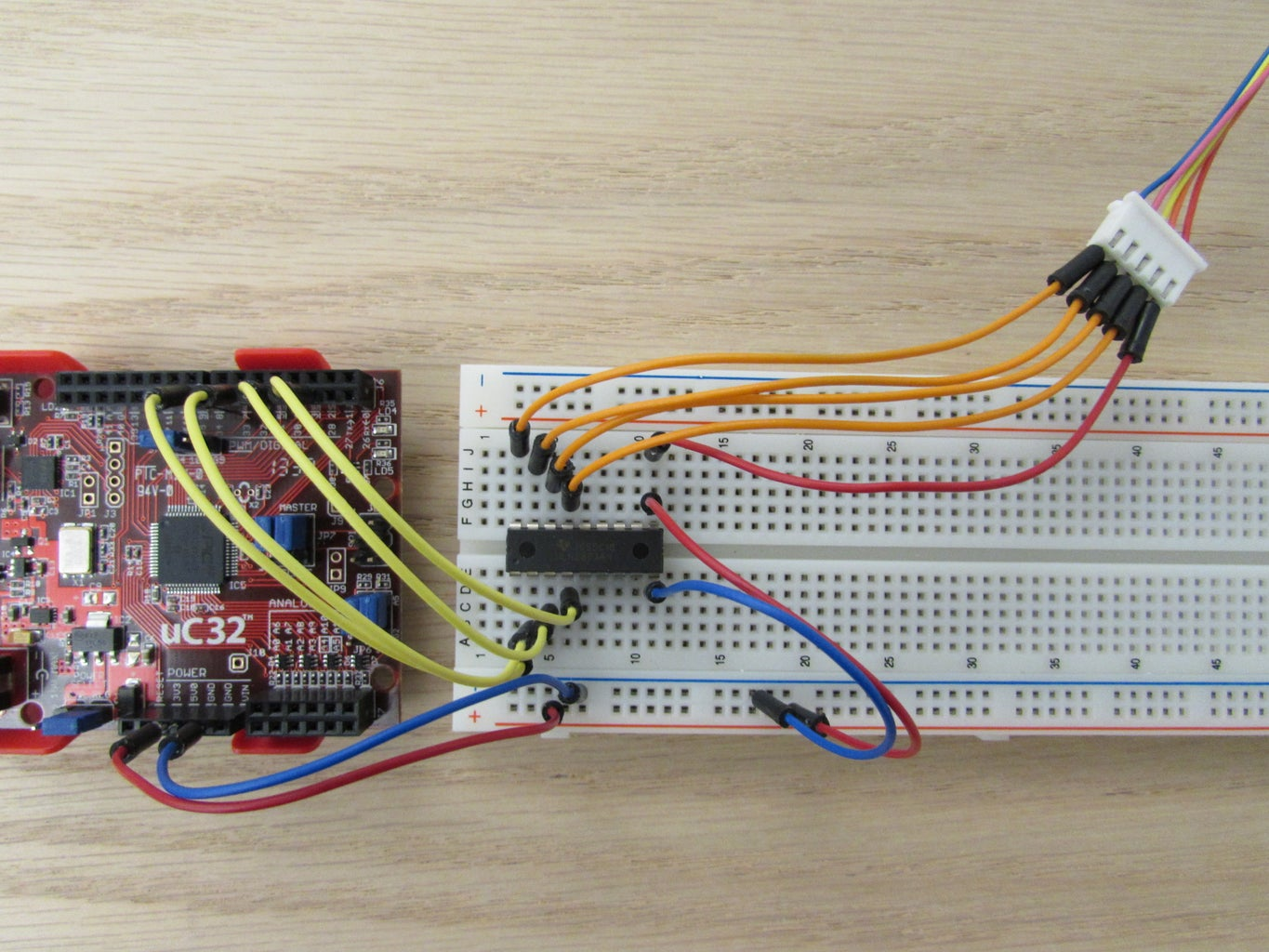 Making the Circuit: Part 2 - Signal Lines