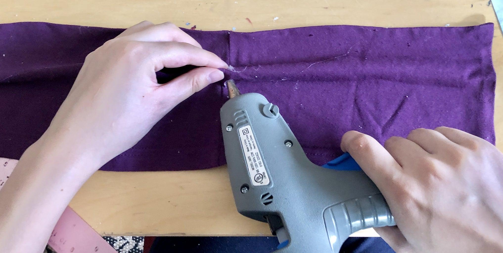 Create the Pleats