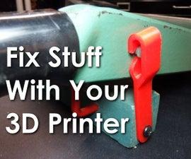 Paper Cutter Repair