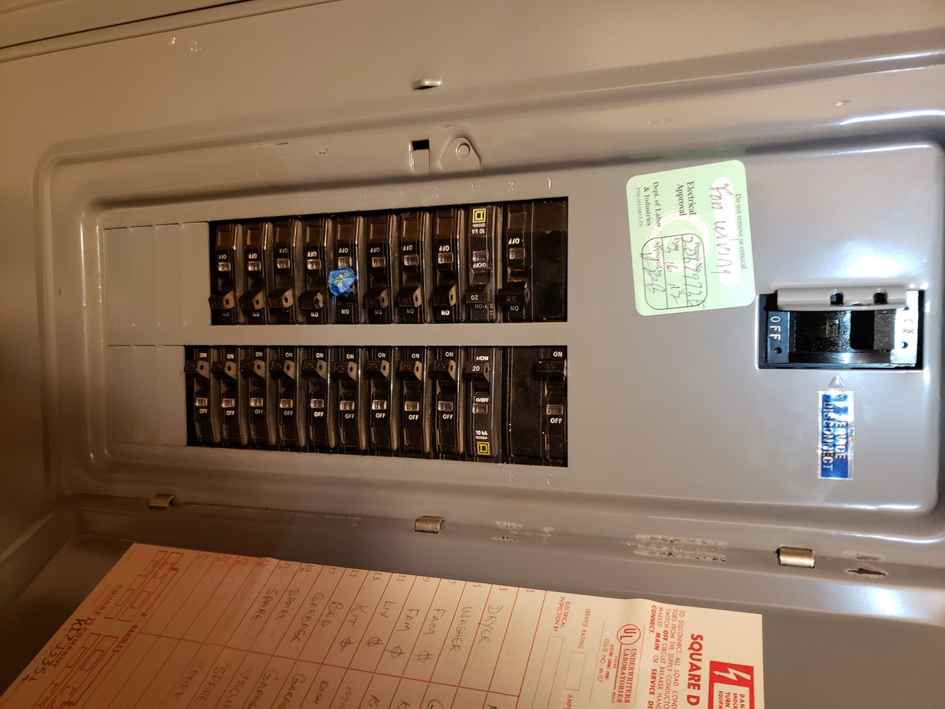 Running Electrical-Determine How, Where and What You Need