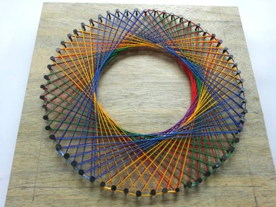 Completing the Spirograph
