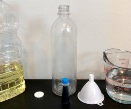 Lava Bottle