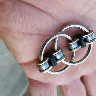 Rings and Chain Fidget
