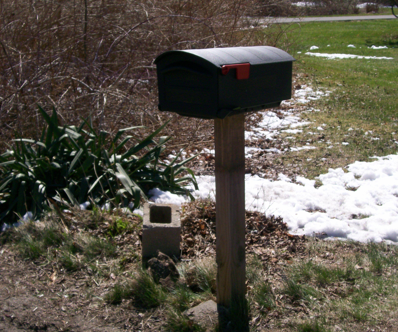 Swivel Mailbox