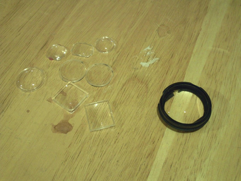 A Bit About Lenses...