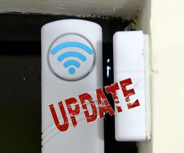 IoT Door Alarm UPGRADED