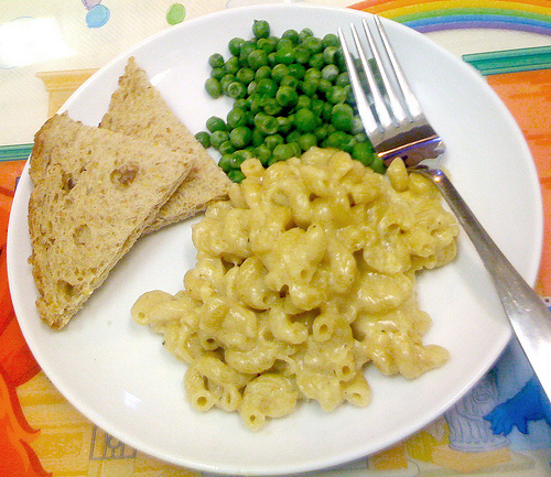 Apple Cider Macaroni and Cheese
