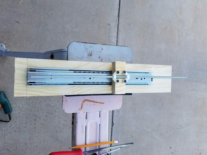 Make a Linear Slide Part 1
