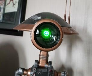 星球大战机器人建造