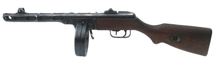 K'nex - 1941 PPSh-41 Review