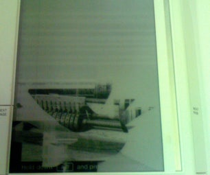 Amazon Kindle E-ink Screen Transplant From a Sony Reader