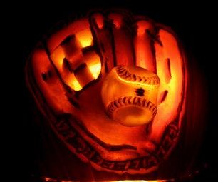 How to Carve Backlit Pumpkins.