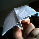 Intercepting Paper Airplane