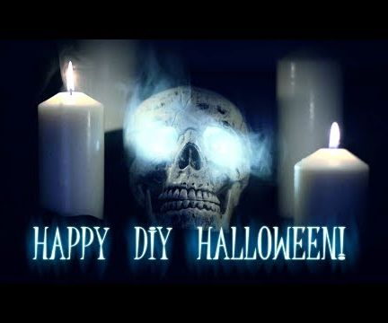 Make a Talking Skull With Arduino - a Halloween Project