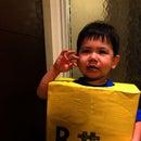Simple Box Costume