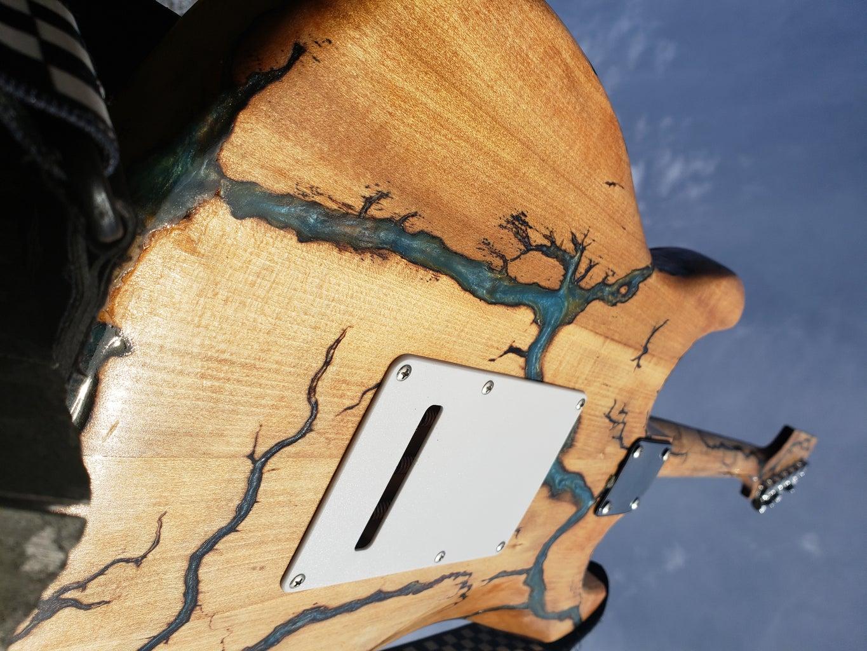 Finishing the Guitar