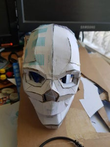 Creating the Skull