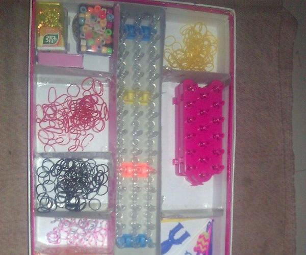 How to Organizing a Loom Band Set