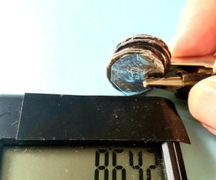 Tin Foil Battery