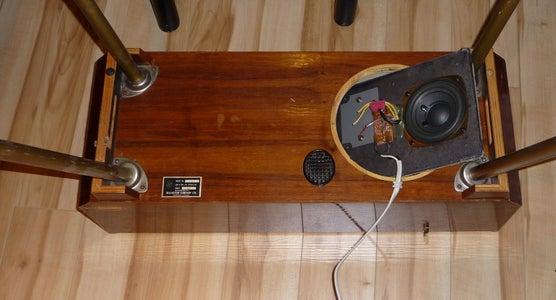 STEP 2: Speaker Installation