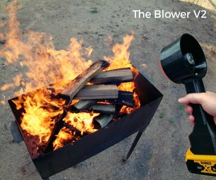 The Engineering Complexity of a Simple 3D Printed Air Blower