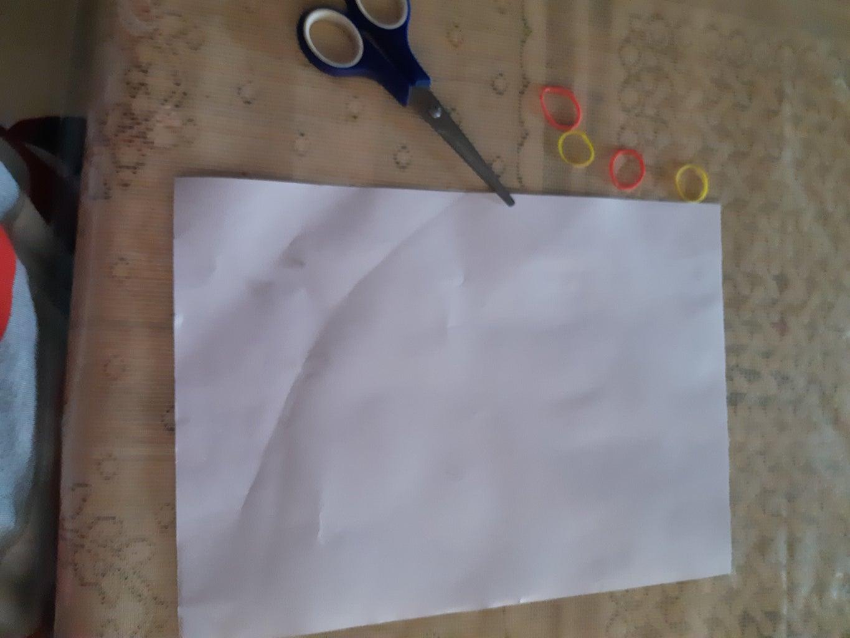 Super Simple and Fun Paper Rocket