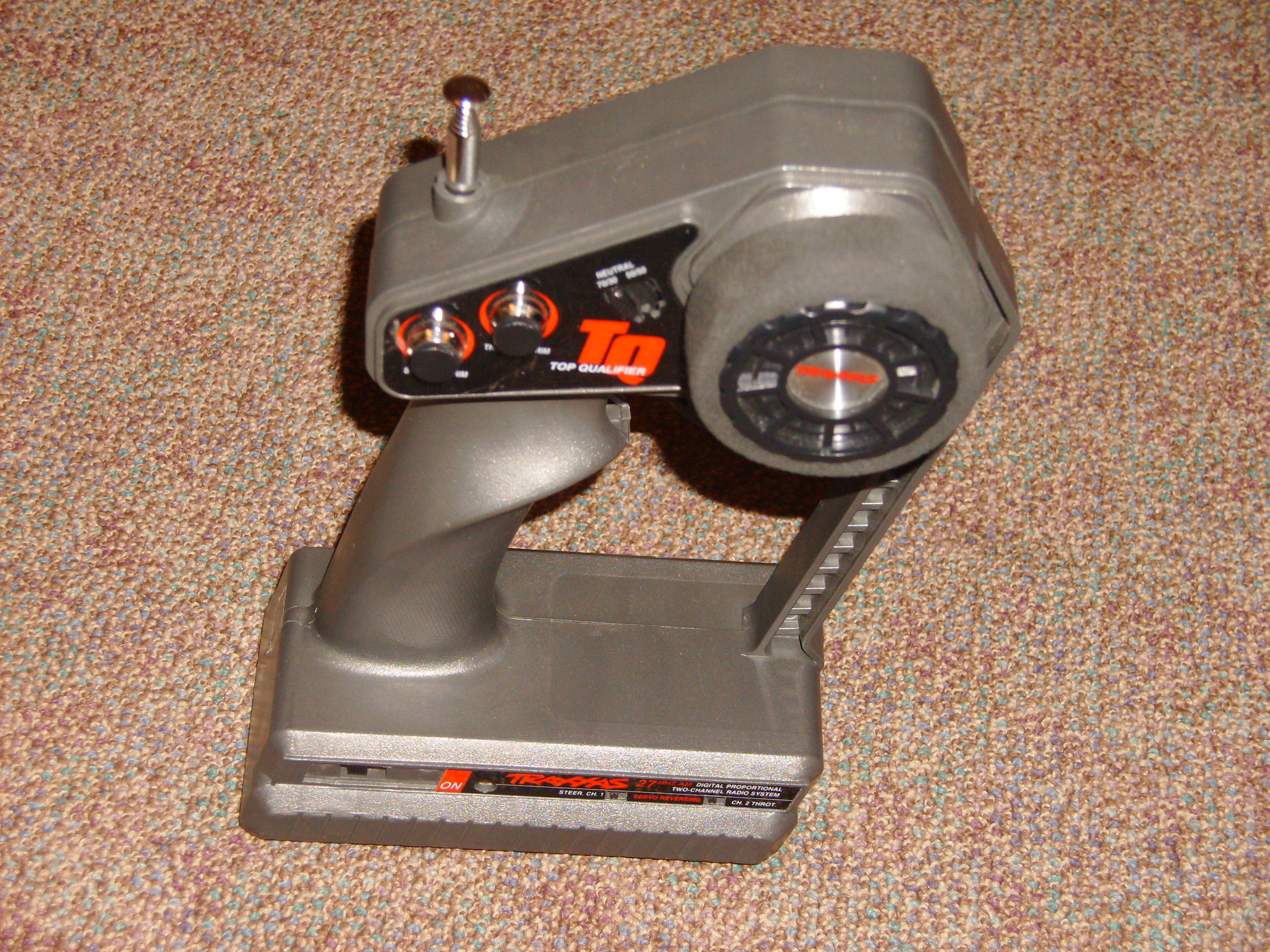 Easy RC Car Controller Mod