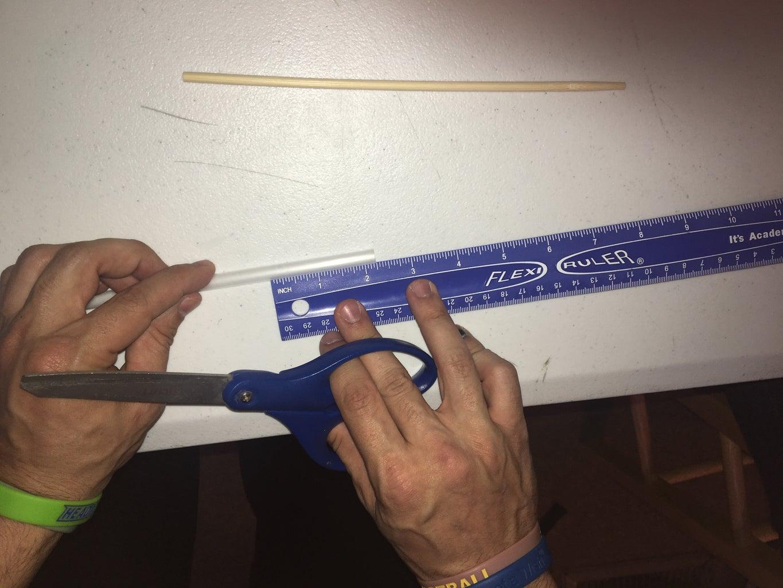 Cutting Straws