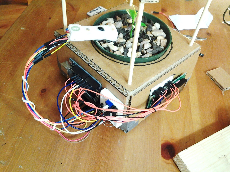 Electronics + Code