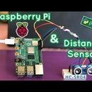 Raspberry Pi & HC-SR04 Distance Sensor