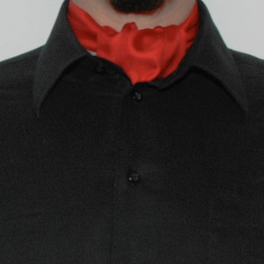 How to Tie a Tie: Ascot