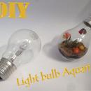 Aquarium in Lightbulb