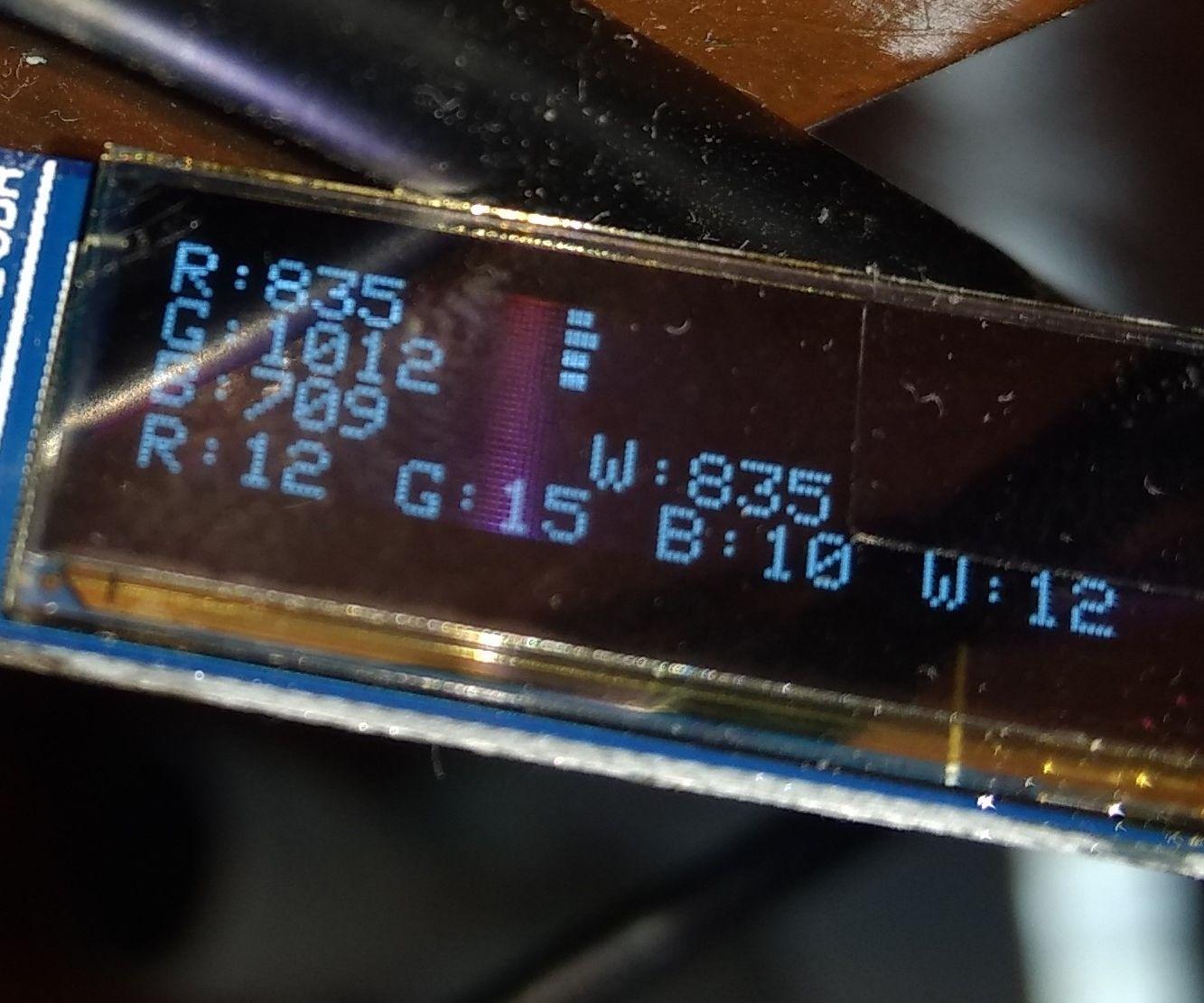Lux Meter Using VELM6040