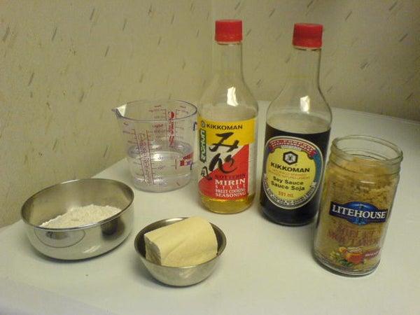 How to Make Mitarashi Dango (Japanese Sweet Dumpling)