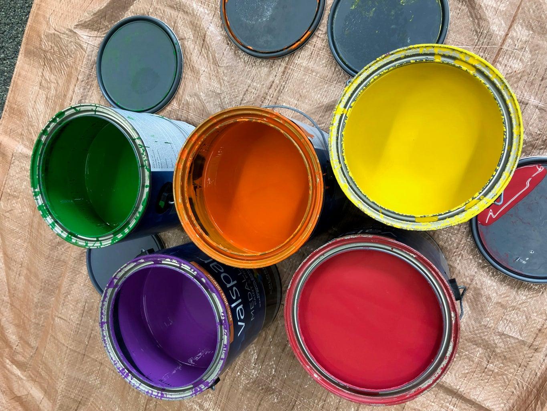 Choose Your Paint