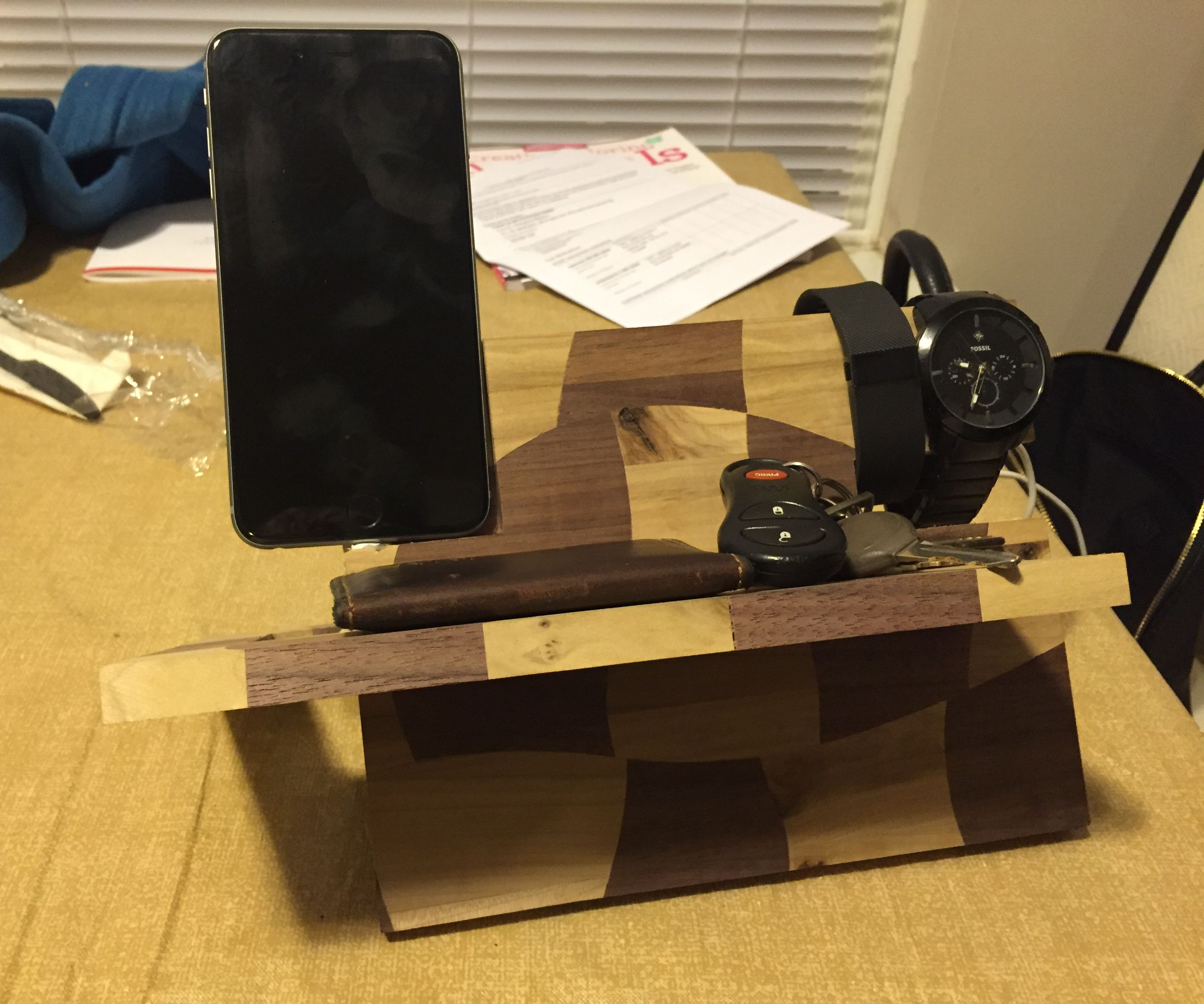Night Stand Docking Station
