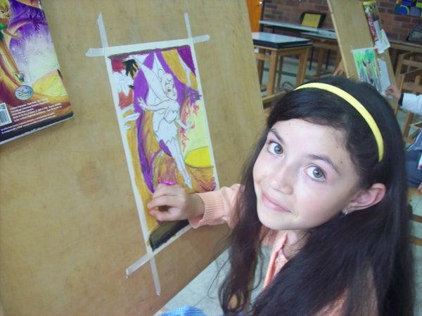 Lil Picasso Kit-El Kit De El Joven Picasso.