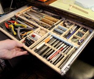 Under Desk Tool Drawer [Modeller's Delight]