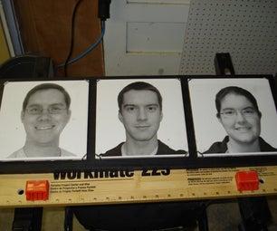 Tile Portraits