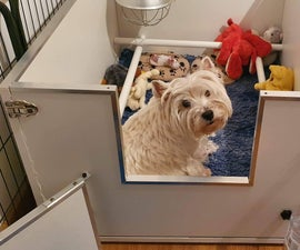 Collapsible Whelping Crate