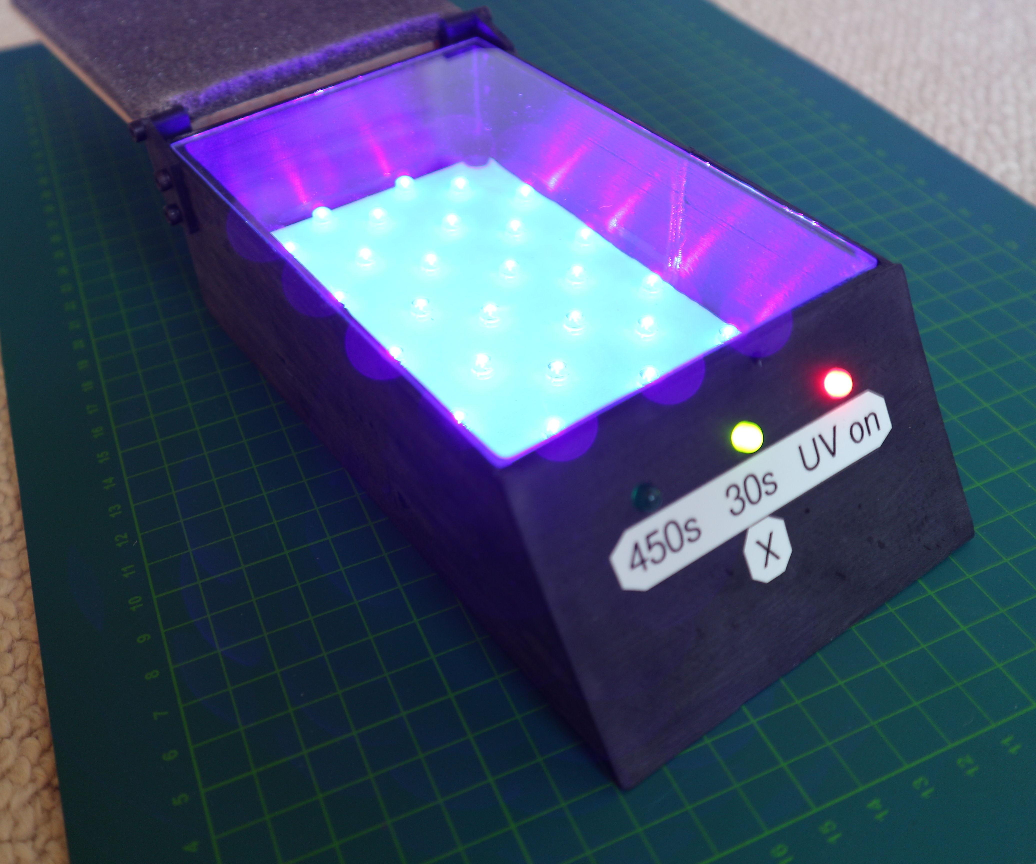 PCB UV Exposure Unit